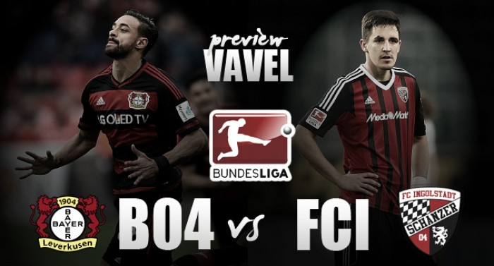 Bayer Leverkusen - FC Ingolstadt 04 Preview: Die Werkself look to finish their season off on a high