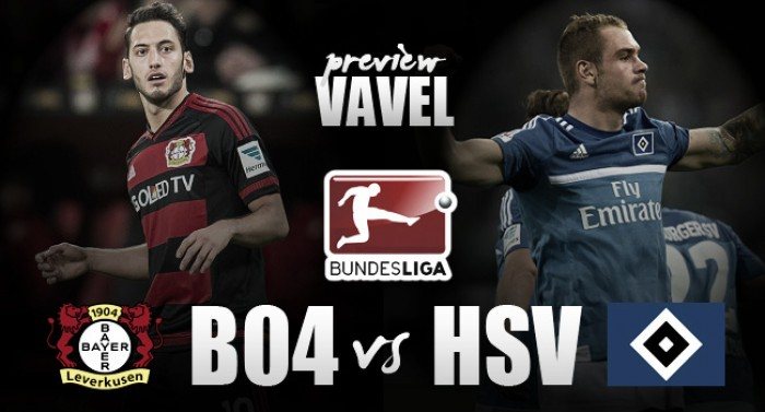 Bayer Leverkusen - Hamburger SV Preview: 'Die Werkself' face a tough task to remain in the race for a Champions League spot.