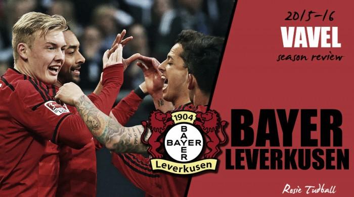 VAVEL Bundesliga season review - Bayer 04 Leverkusen: Was it a successful season for Schmidt's side?