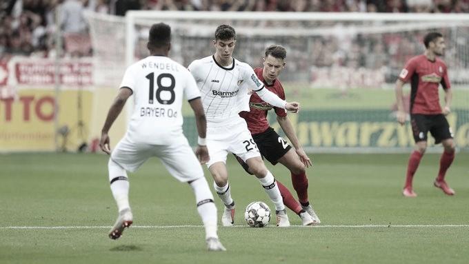 Vindo de goleada dura, Bayer Leverkusen busca reabilitação em visita ao Freiburg