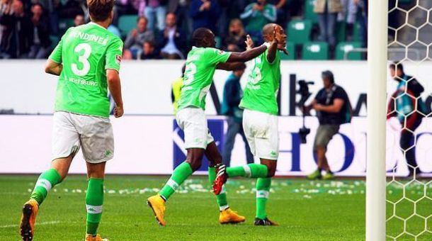 Wolfsburg 1 - 0 Augsburg: Hosts hold on to claim first clean sheet in twenty-one league outings