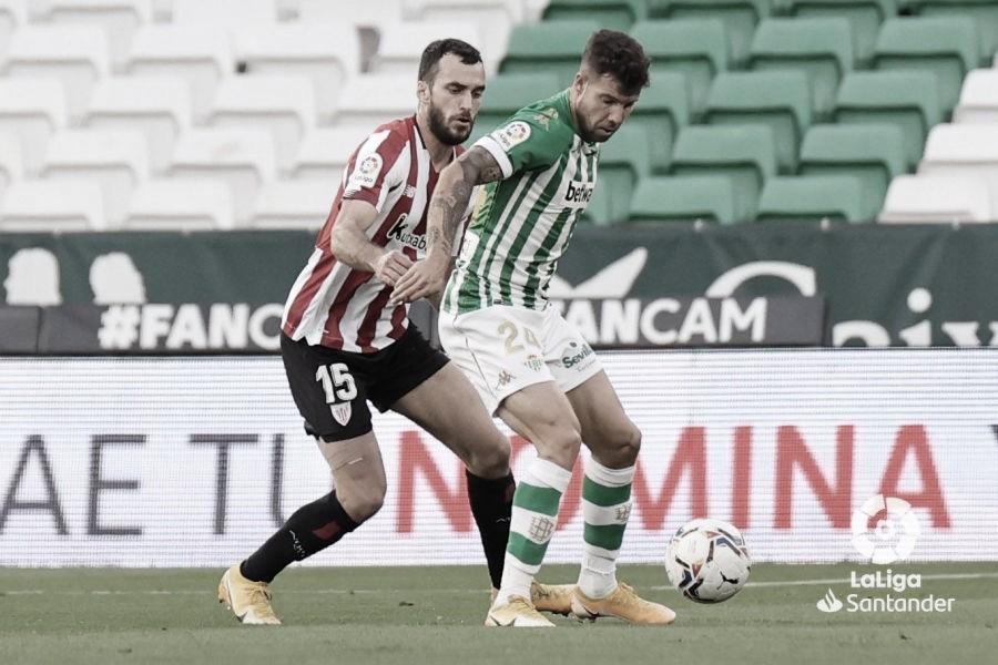Real Betis - Athletic, puntuaciones del Real Betis 31ª jornada de LaLiga Santander