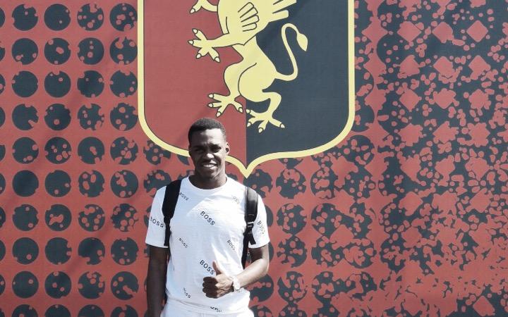 Genoa oficializa a chegada do atacante Joel Asoro, ex-Swansea City