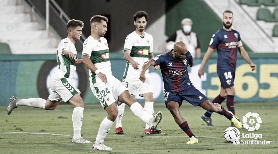 Previa SD Huesca vs Elche CF: todo o nada