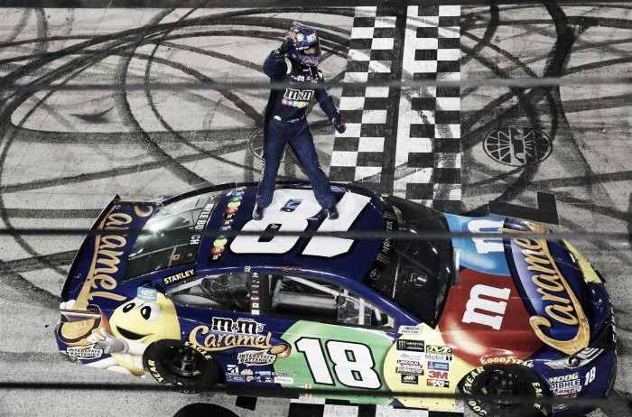 5 things we learned from the Bass Pro Shops NRA Night Race at Bristol Motor Speedway