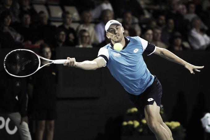 De virada, Millmam bate Khachanov e está classificado para as quartas do ATP 250 de Adelaide