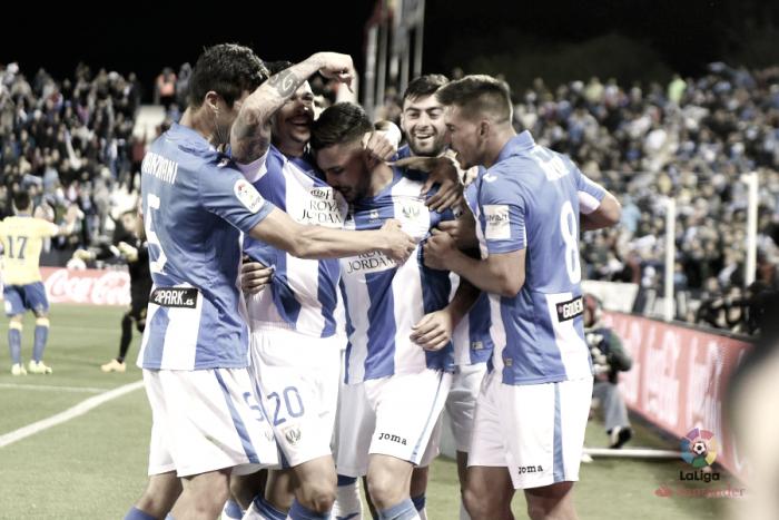 Máximos goledores de la historia del CD Leganés