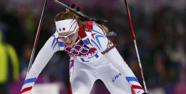 Biathlon : Bescond a cru à l'exploit