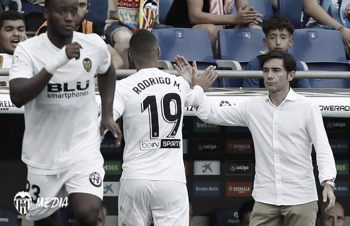 """Marcelino admite superioridade do Espanyol em derrota do Valencia: """"Vitória foi justa"""""""