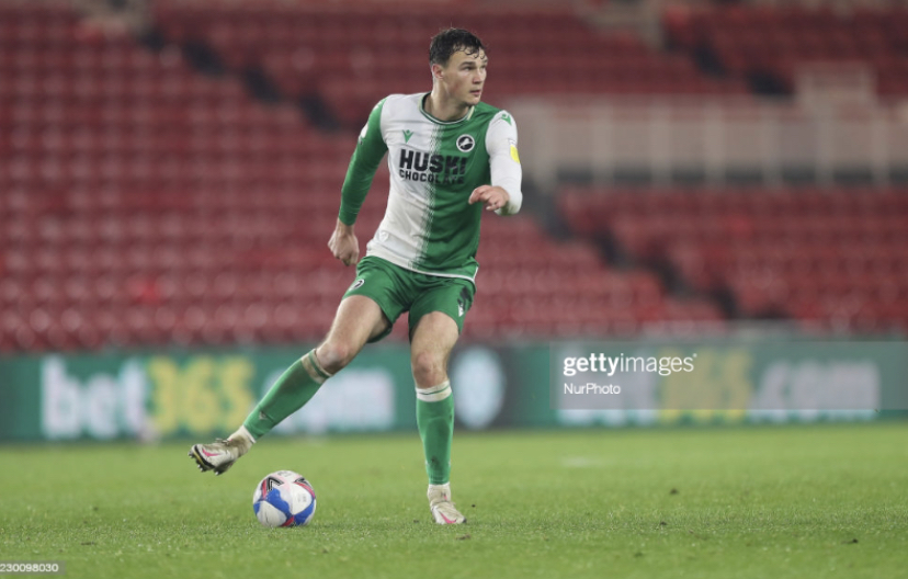 Huge boost for Millwall as Jake Cooper set to play on