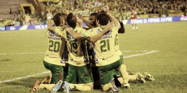 Atlético Huila vuelve a un cuadrangular final después de dos años