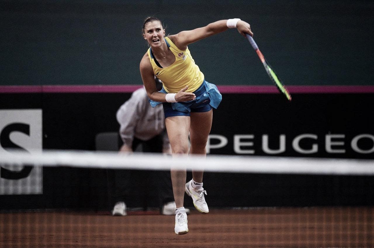 Bia Haddad desperdiça match point, se lesiona e abandona na estreia do quali em Roland Garros