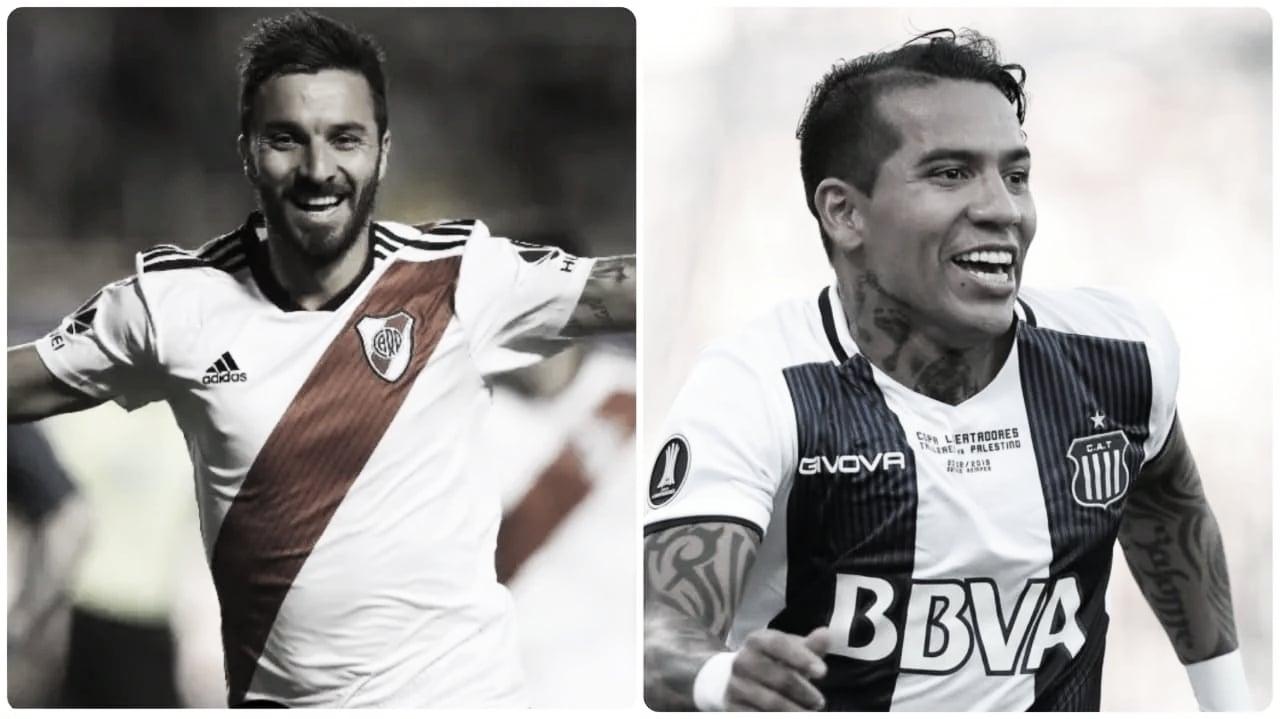 Cara a Cara: Nacho Scocco vs. Dayro Moreno