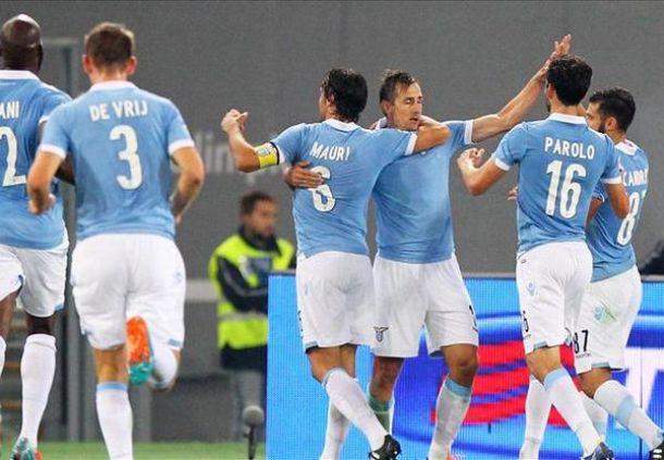 La Lazio sufre para ser tercera