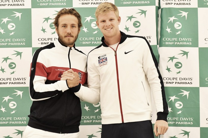 Davis Cup preview: France vs Great Britain