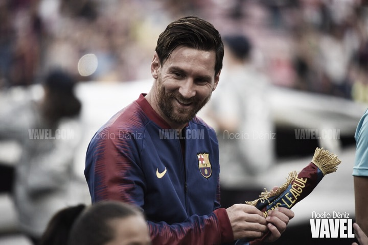 Se cumplen 15 años del debut de Leo Messi con el dorsal 14
