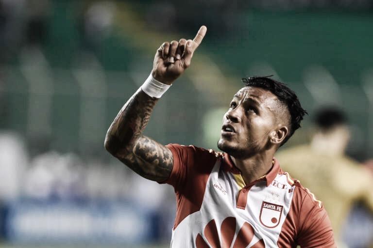 Santa Fe e Junior Barranquilla fazem confronto colombiano pela Copa Sul-Americana