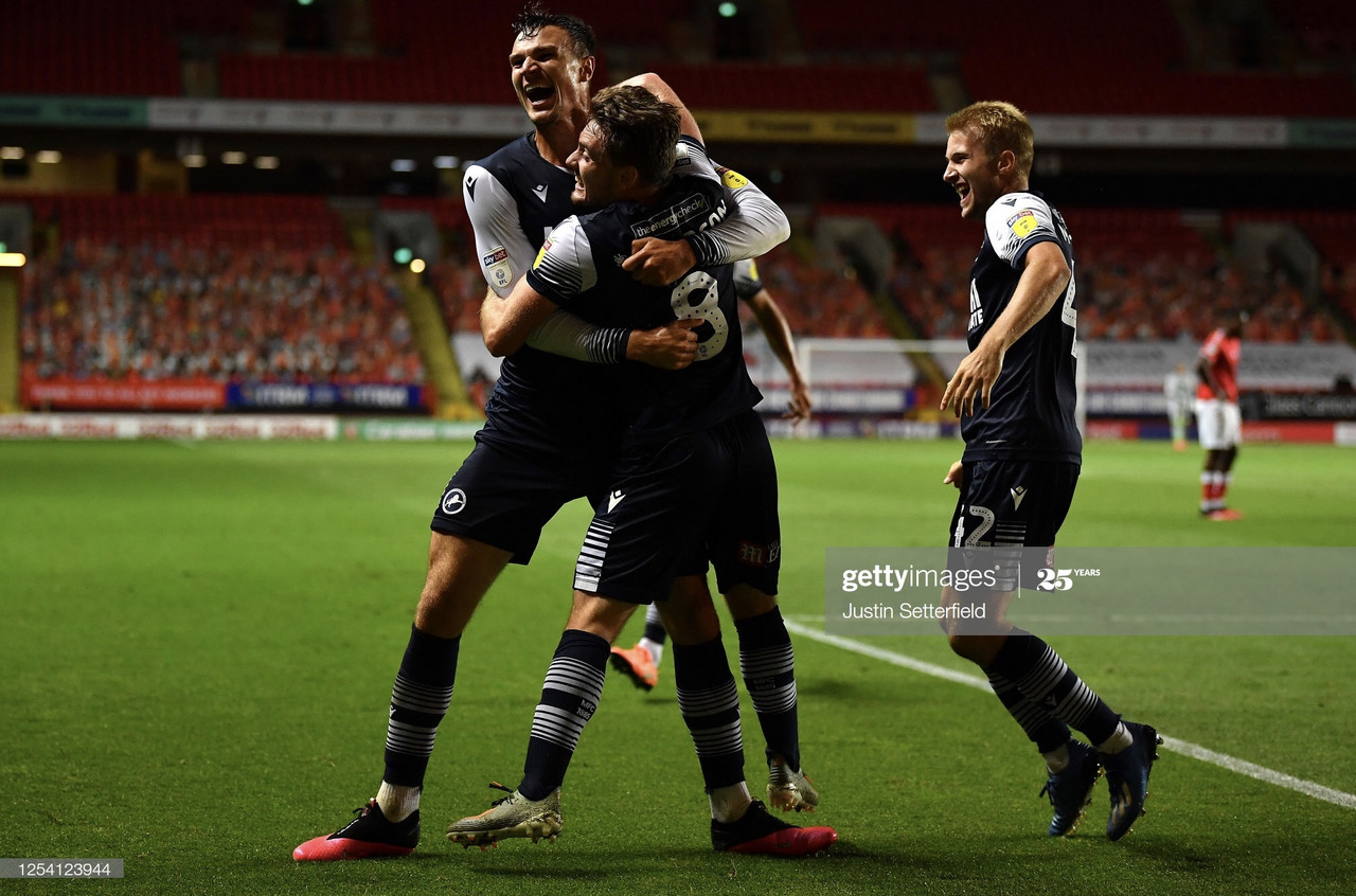 Charlton Athletic 0-1 Millwall: Lions leave it late to win the London Derby