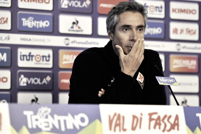 Fiorentina Sousa in conferenza stampa