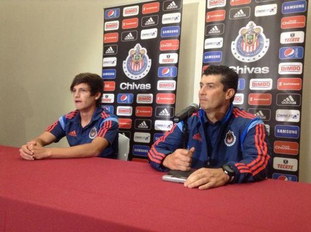 """José Manuel de la Torre: """"Enfrentar al Monterrey será una buena opción para mejorar"""""""