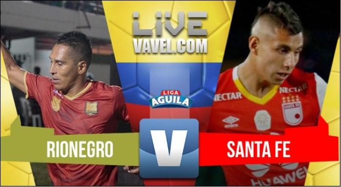 Nueva Derrota para el cuadro capitalino, que cae 2 - 1 ante Rionegro Águilas