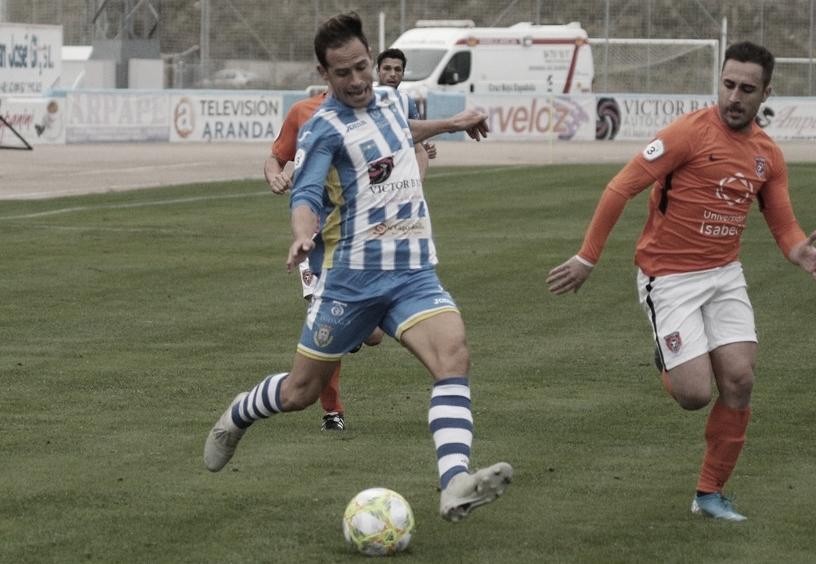 Borja Plaza pone fin a su etapa como jugador blanquiazul