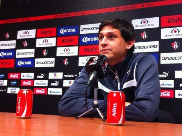 """Luis Caballero: """"Ojalá que podamos darles una alegría el domingo"""""""