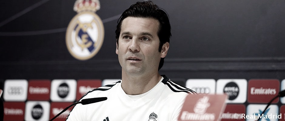 Pressionado no Real Madrid, Solari afirma que 'todos estão de passagem'