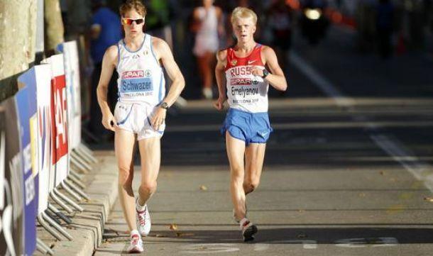 Atletica: Schwazer campione europeo 2010, squalificato Emelyanov