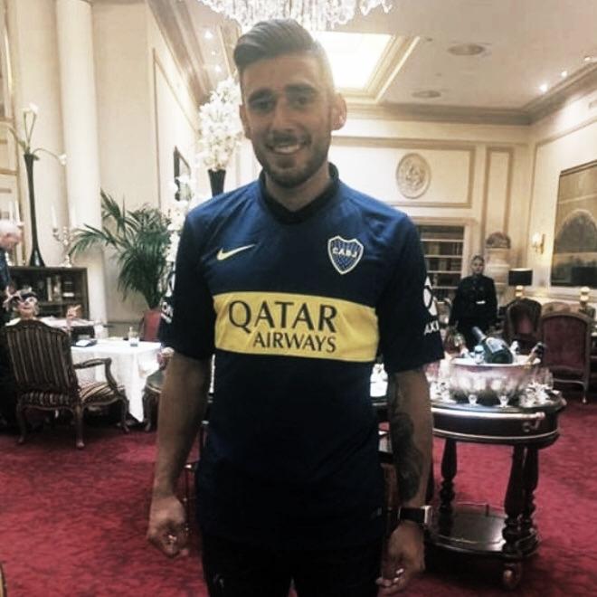 Se terminó la espera: Salvio será nuevo jugador de Boca