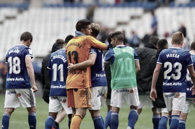 La Segunda División da vida al Oviedo