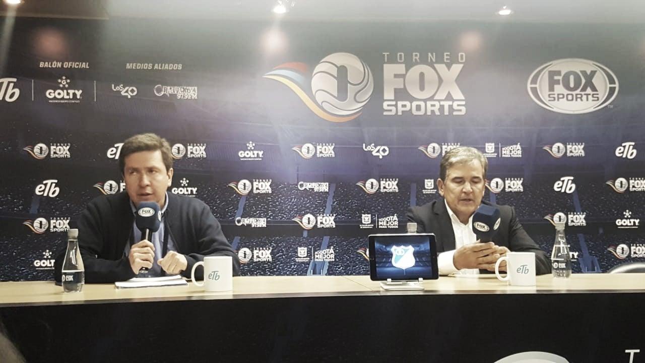 "Jorge Luis Pinto: ""Hemos ganado comportamiento"""