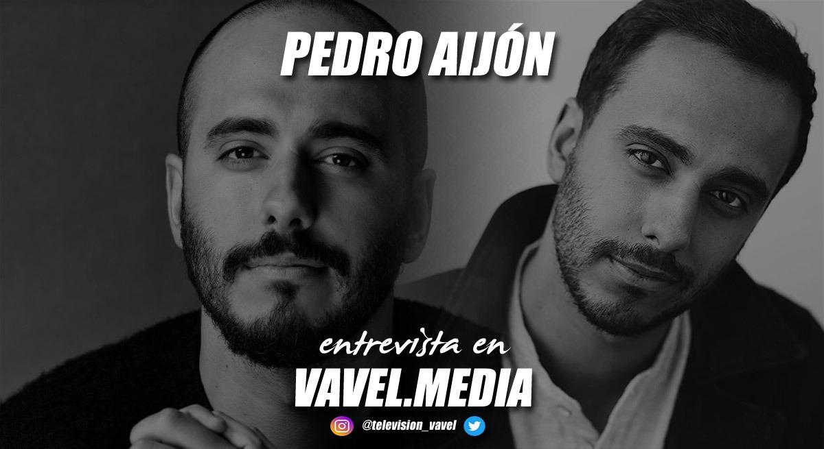 """Entrevista. Pedro Aijón: """"La actuación me ha enseñado el respeto a algo que es muy difícil"""""""