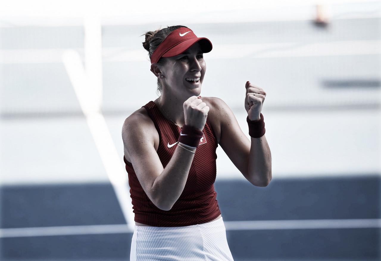 Bencic vence batalha com Rybakina e é finalista do tênis em Tokyo 2020