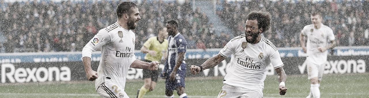 Real Madrid - Alavés: horario y donde ver el encuentro