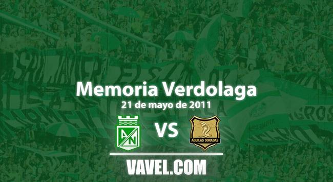 Memoria Verdolaga: a diez años del primer enfrentamiento contra el equipo dorado