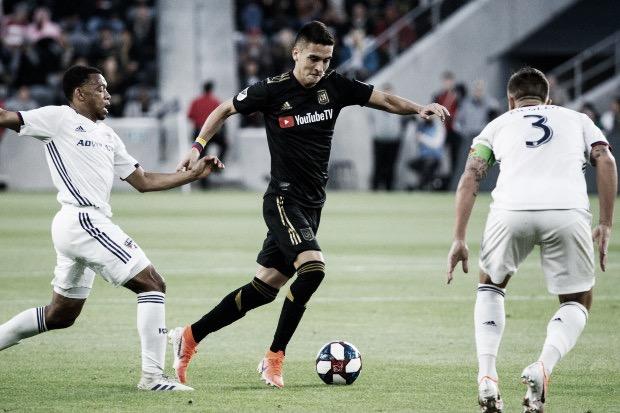 LAFC se atasca ante un FC Dallas guerrero