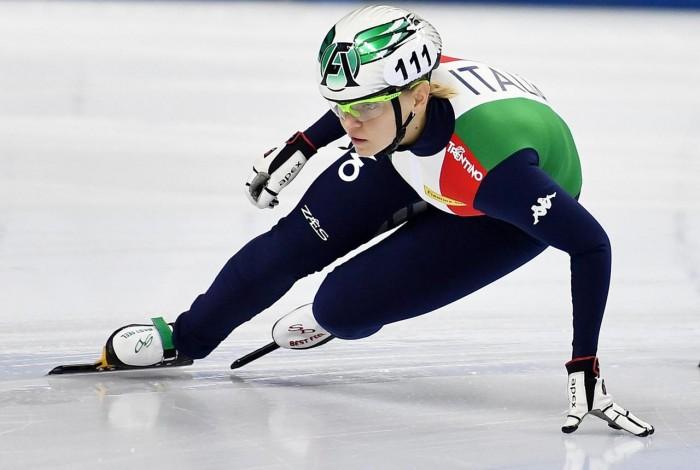Europei short track: Oro Arianna Fontana nei 1500 metri, bronzo Peretti