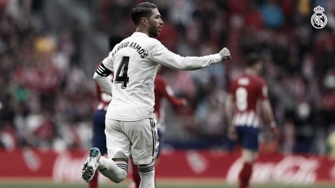 Sergio Ramos é punido pela Uefa por forçar cartão amarelo