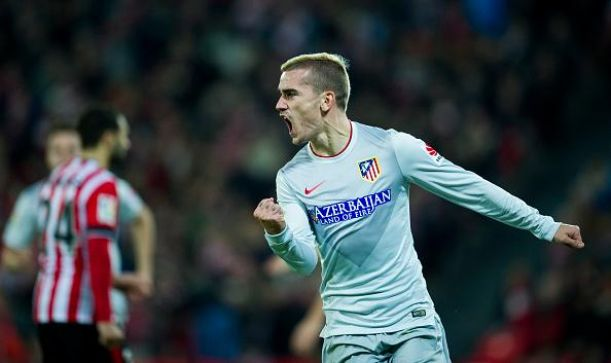 Athletic Bilbao 1-4 Atletico Madrid: Griezmann hat-trick inspires Los Rojiblancos to second-half comeback