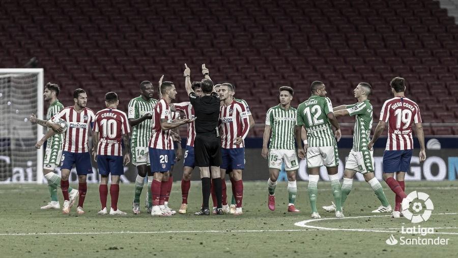 Buen juego sin premio en el Wanda Metropolitano