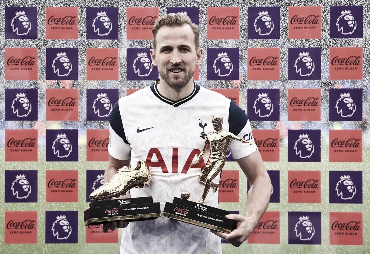 Harry Kane não se reapresenta e expõe de vez o desejo de sair do Tottenham
