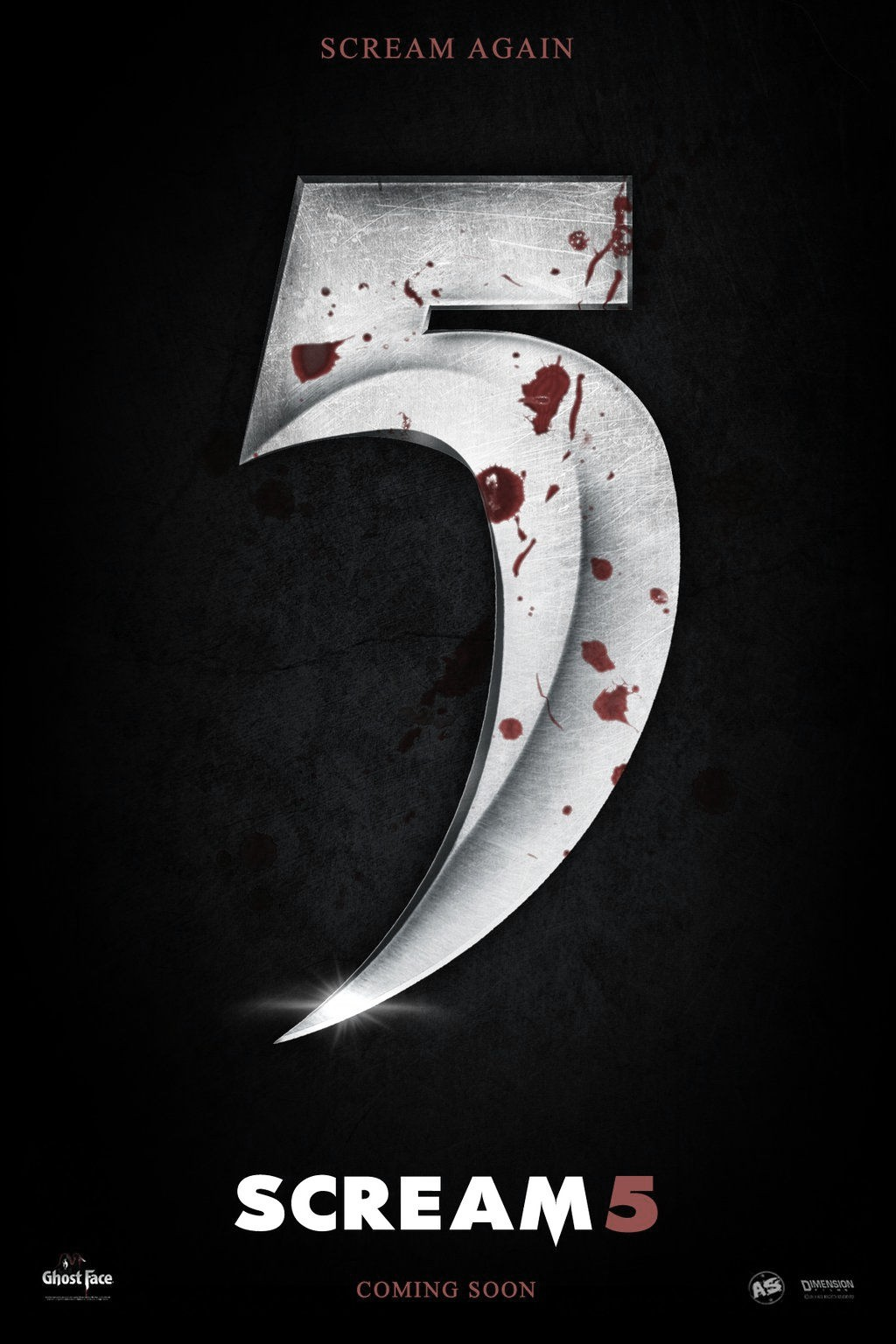 """""""Scream 5"""": todos los detalles sobre la quinta película deGhostface"""