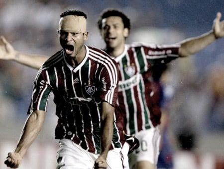 Há quase nove anos, Fluminense vencia Cerro Porteño e avançava à final da Sul-Americana