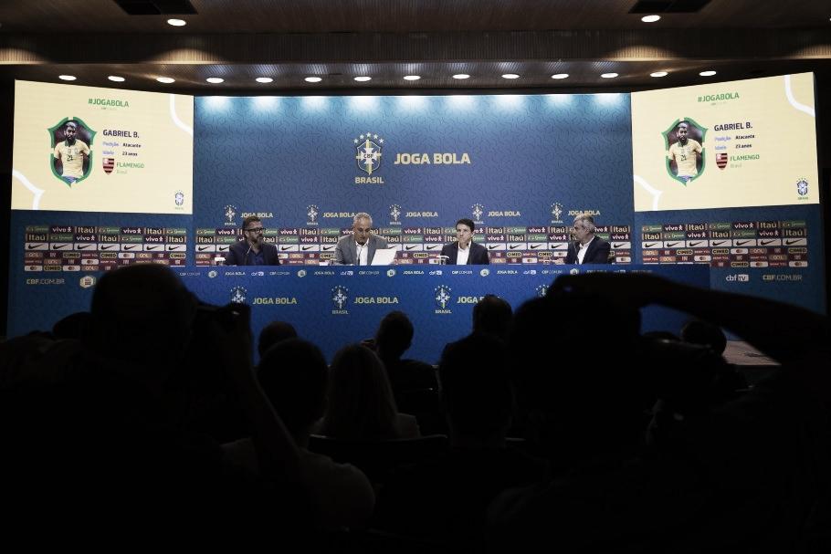 Com Bruno Henrique, Gabriel e Everton Ribeiro, Tite convoca Seleção Brasileira