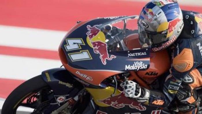 Risultati Gara Moto3 Gp Misano 2016: Vince Binder, Bastianini Secondo