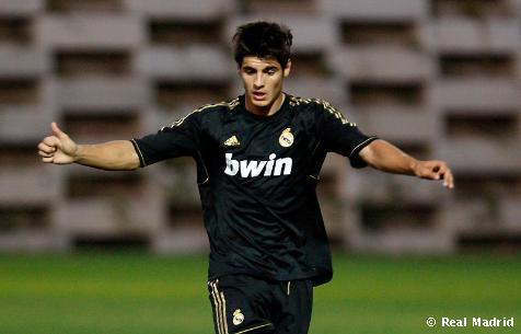 El Real Madrid Castilla empata ante un Alcalá abocado a sufrir