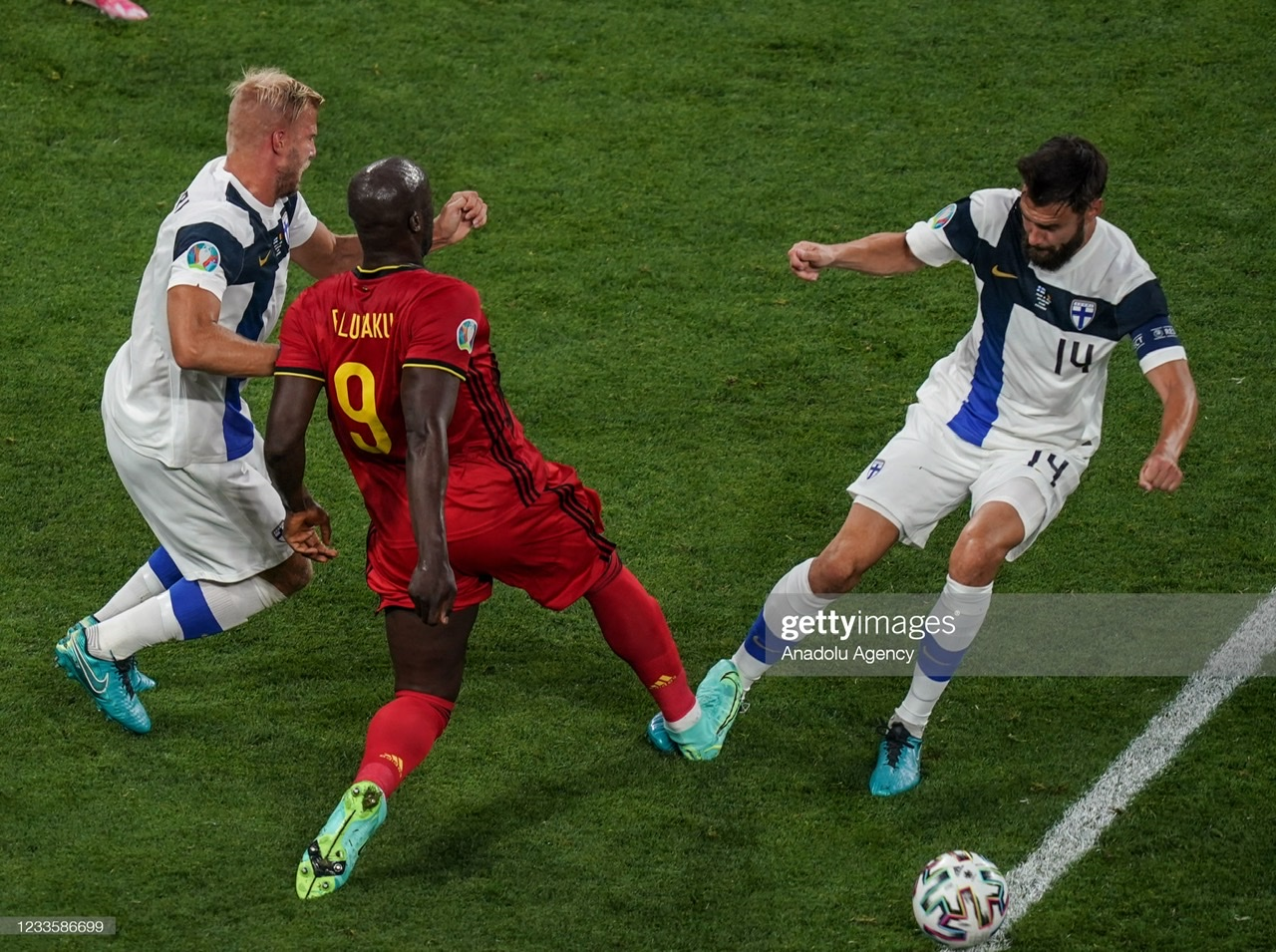 Finland 0-2 Belgium: Red Devils top Group B with a narrow victory over Finland