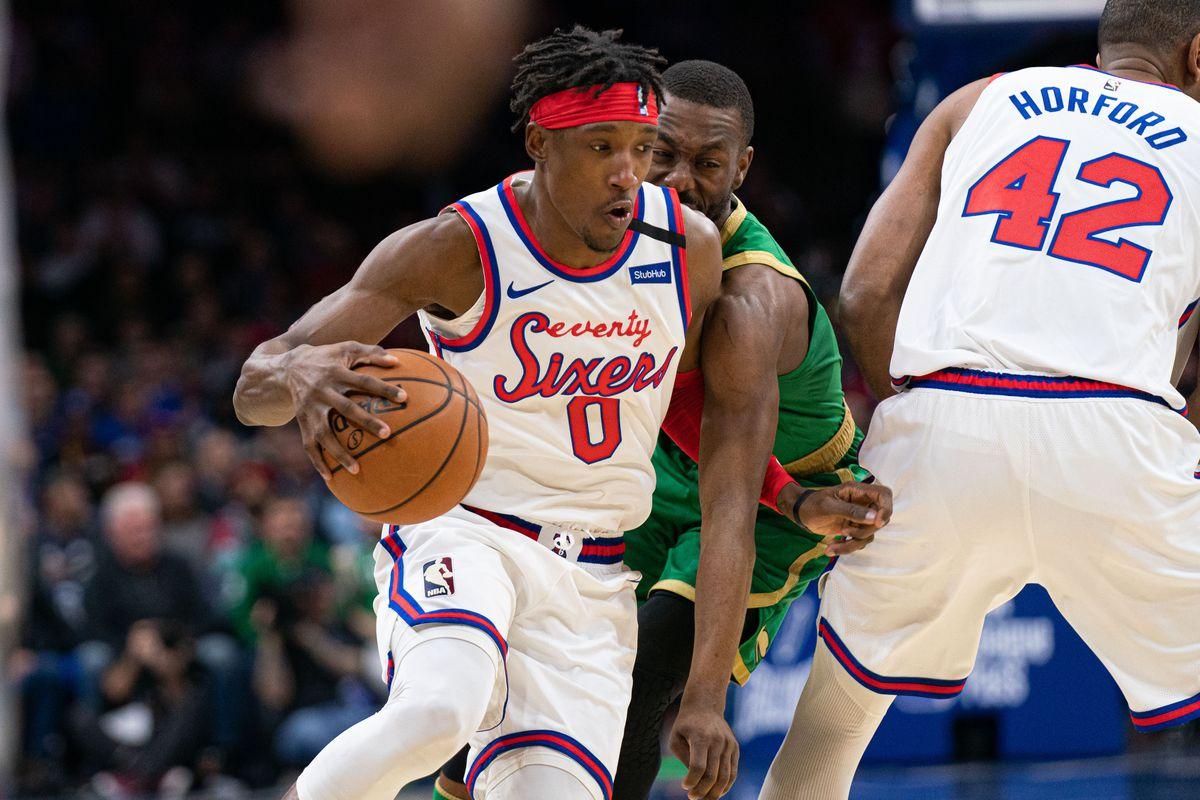 Sixers take season series, continue success at home vs Celtics