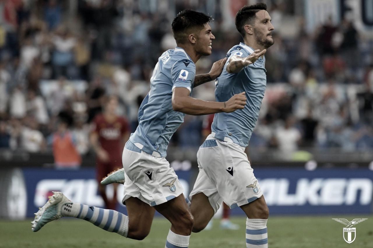 Roma sai na frente, mas cede empate à Lazio pelo Campeonato Italiano
